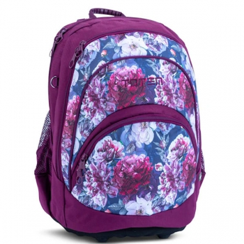 Totem School Bags Large Style Cassia Plum