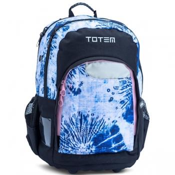 Totem School Bags Large Street Frankie Black