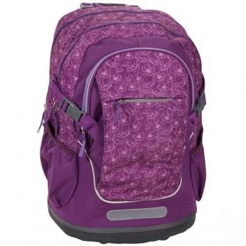 Savvy School Bags Large Violet Rasberry