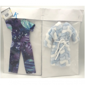 Doll Clothing Male Pajamas And Gown