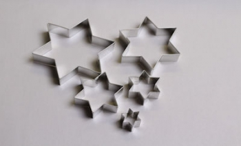 Cutter Star 5 Pce
