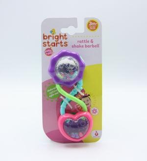 Bright Start Rattle & Shake Barbell