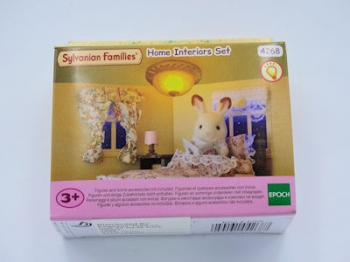 Sylvanian Families Home Interiors Set