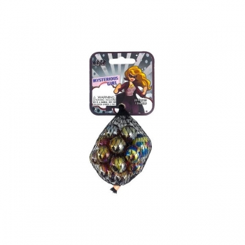 Marbles Mysterious Girl 20 Small 1 Large