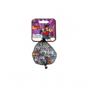 Marbles Swirl Girl 20 Small 1 Large