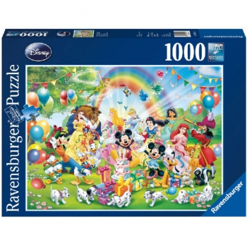 Ravensburger Puzzles 1000Pce Mickey's Birthday