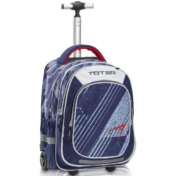 Totem Orthopedic School Bags Large Trolley Spirit