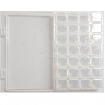 Diamond Dot Painting Plastic Container 28 Unit