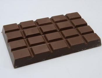 Milk Chocolate Slab (1 kg)