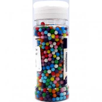 Mixed Colour Dragees (4mm)