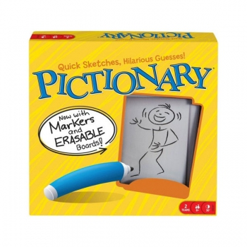 Pictionary Board Game Ukaus