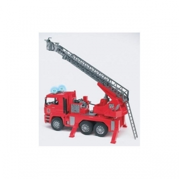 Bruder MAN TGA Fire Engine Truck With Lights and S