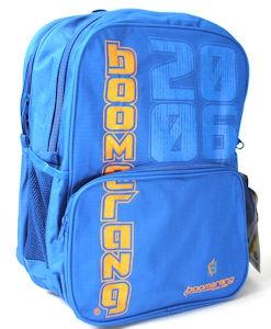 Boomerang School Bags Lrg Division Royal
