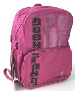 Boomerang School Bags Lrg Division Pink