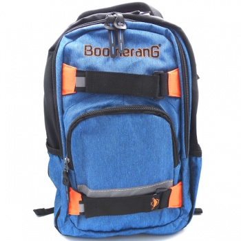 Boomerang Ortho School Bags Backpack Blue