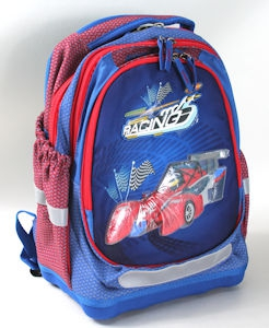 Boomerang Ortho Bags Med B/Pack Royal Car