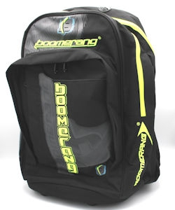 Boomerang Orthopedic School Bags Large Black