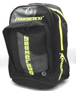 Boomerang Orthopedic School Bags Large Black