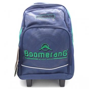 Boomerang School Bags Medium Trolley Navy