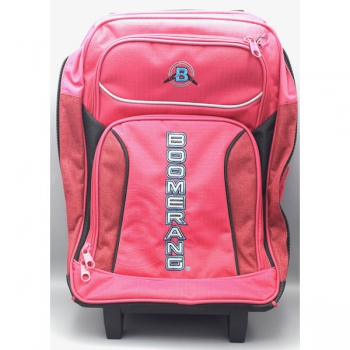 Boomerang School Bags Large Trolley Pink