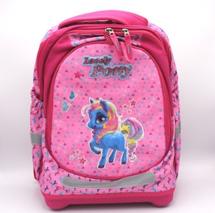 Boomerang Ortho Bags Med B/Pack Pink Pony