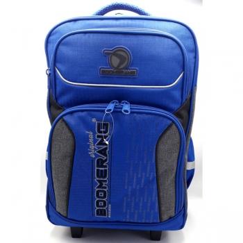 Boomerang School Bags Large Trolley Royal