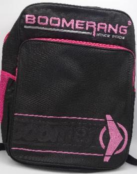 Boomerang School Bags Large Division Pink