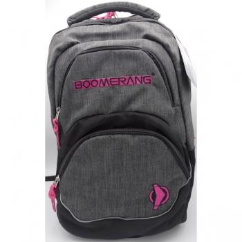 Boomerang Orthopedic School Bags Large Pink