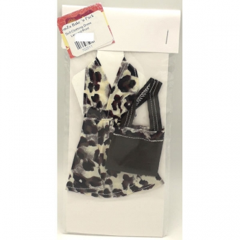 Doll Clothing Long Dress Purple