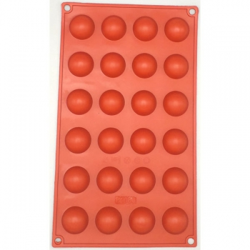 Silicone Moulds Sphere 27x12mm