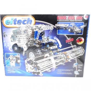 Eitech Harvester / Tractor w trailer (1000Parts)