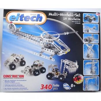 Eitech Multi Model Set (Approx 340 Parts)