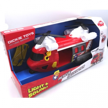 Dickie Toys Rescue Helicopter 30cm