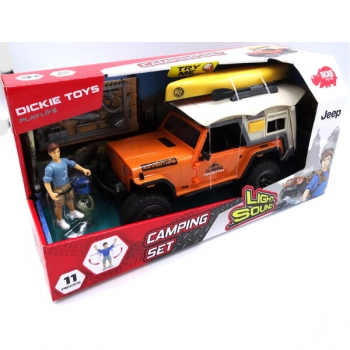 Dickie Toys Playlife Camping Set 22cm
