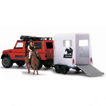 Dickie Toys Playlife Horse Trailer Set 40cm