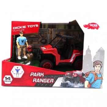 Dickie Toys Playlife Park Ranger 16cm