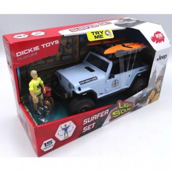 Dickie Toys  Playlife Surfer Set 22cm