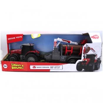 Dickie Toys Fendt MF8737 41cm