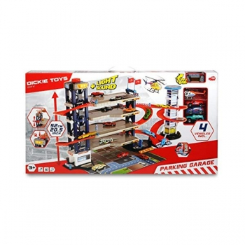 Dickie Toys Parking Garage 4 Levels