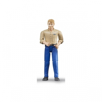Bruder Man With Blue Jeans