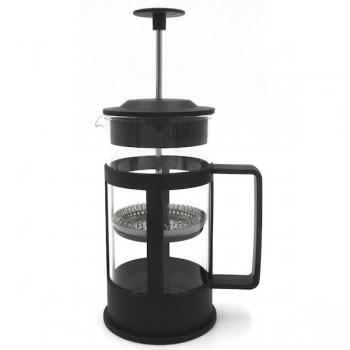 Regent Coffee Plunger Black 3Cup 350ml