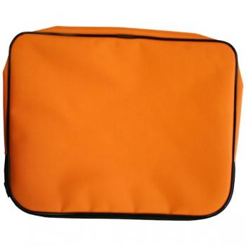 Croxley Canvas Gusset Book Bag Each Orange