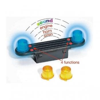 Bruder Light & Sound Module (Trucks) Incl Battery