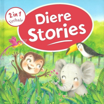 2 in 1 Verhale: Diere Stories