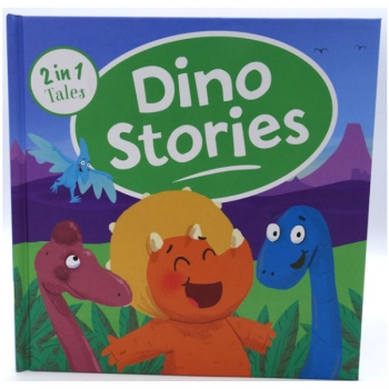 2 In 1 Stories: Dino Stories