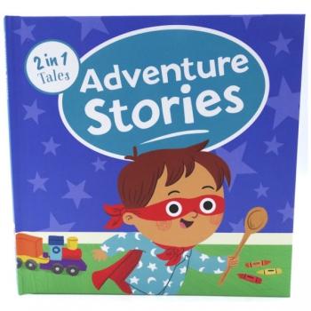 2 In 1 Stories: Adventure Stories