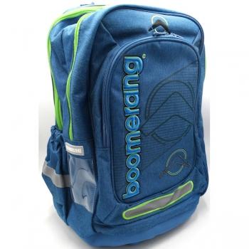 Boomerang School Bags Large Orthopaedic Teal