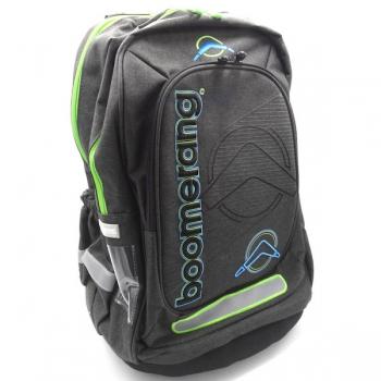 Boomerang School Bags Large Orthopaedic Lime