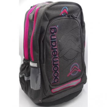 Boomerang School Bags Large Orthopaedic Pink