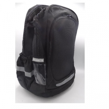 Boomerang School Bags Large Orthopaedic Black